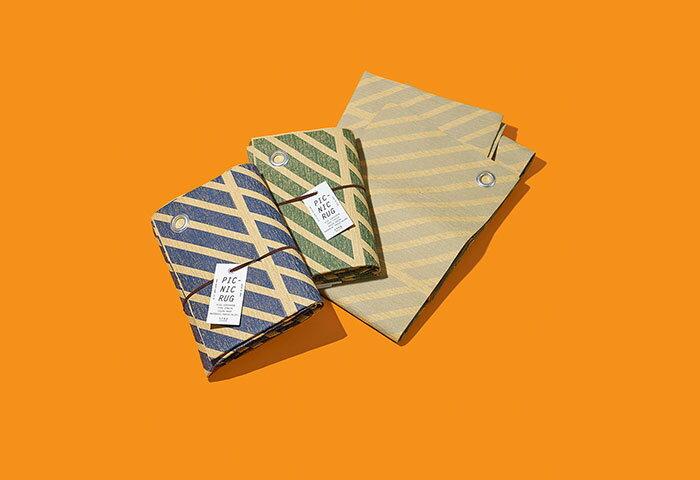 【編集部のお買いもの日記】vol.15〈山陽製紙〉のピクニックシート