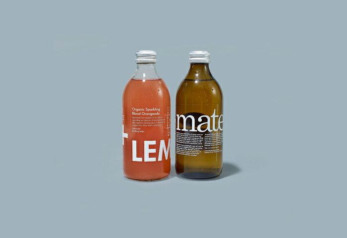 【編集部のお買いもの日記】vol.23 〈Lemonaid〉のオーガニック微炭酸ドリンク