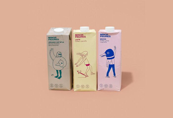 【編集部のお買いもの日記】vol.26 〈MINOR FIGURES〉のオーツミルク