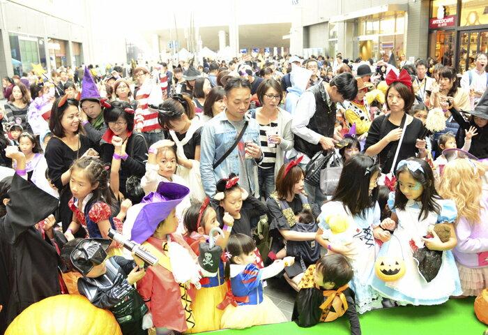 【PR】【イベントレポート】二子玉川 HALLOWEEN PARTY