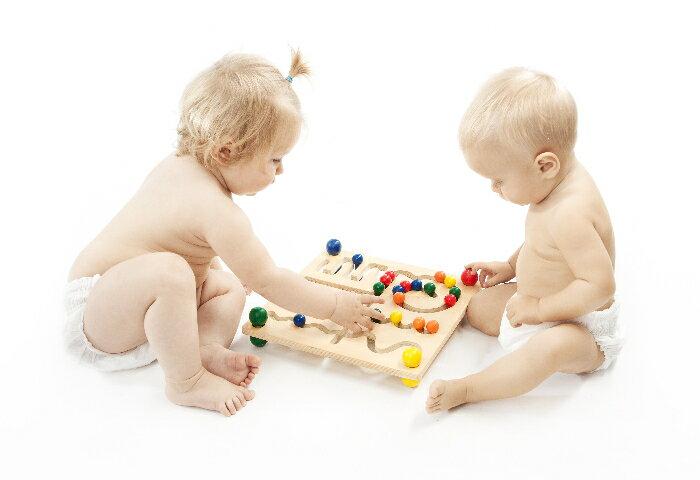 首すわり期の赤ちゃんにオススメ! 知育おもちゃの選び方