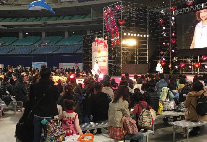 【PR】【イベントレポート】ハッピーママフェスタ2017INナゴヤドーム