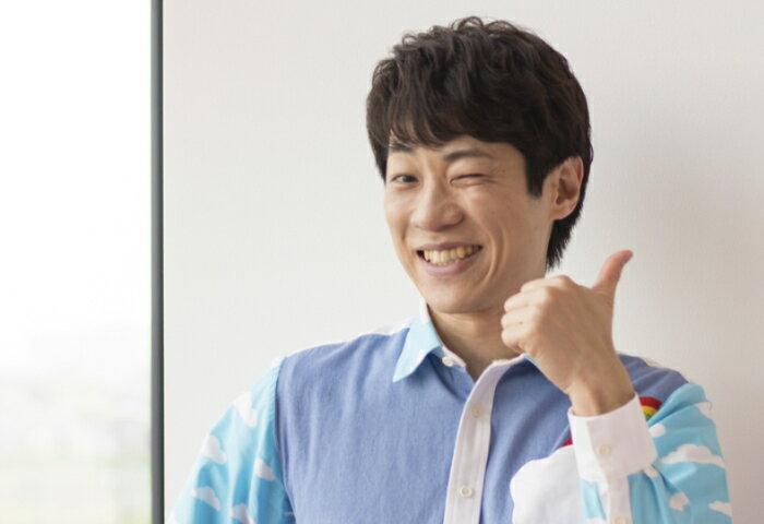 横山だいすけさんインタビュー「歌が好きで子どもが好き、その気持ちを大切に」