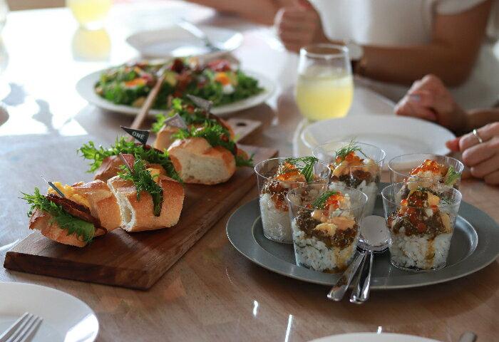 インスタ映えレシピ&テーブルコーデ!楽天グルメセレクションを使った簡単おもてなし料理