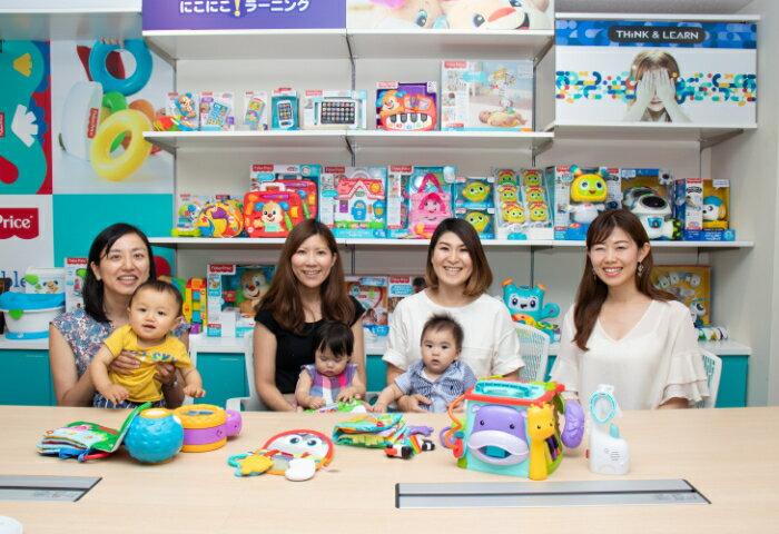 ママに寄り添う商品開発~おもちゃを通じて遊びの未来を創造し、たくさんの笑顔を届ける~マテル・インターナショナル