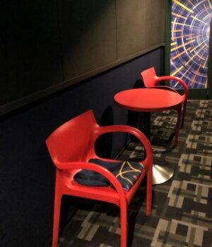 映画館をみんなで楽しく時間を共有できる場所にしてほしい