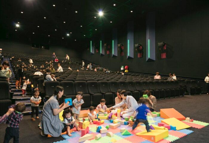 子連れでも映画鑑賞したい!そんなママにオススメな3歳未満の子どもと一緒に映画が観られる「ほっとママシネマ」に行ってみた!