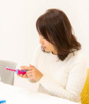 機能が充実しているから、歯磨き習慣をつけやすい!