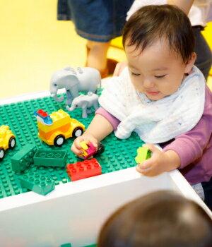 レゴデュプロは子どもが興味を持つ工夫がたくさんあります