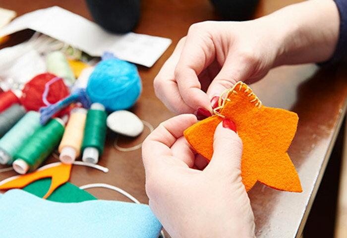フェルトの手作りおもちゃ♪0歳から使える!簡単&基本の作り方を紹介