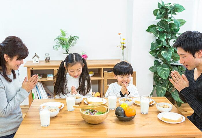 食育とは?子どもと一緒に家庭で実践できる簡単な食育を紹介