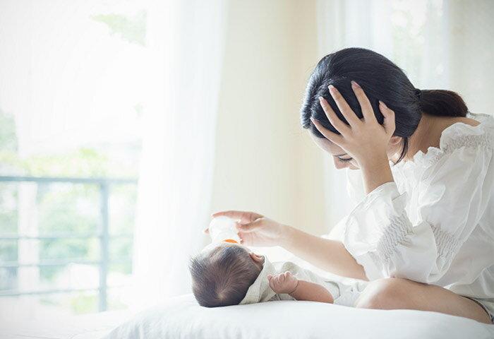 赤ちゃんが全然寝てくれない!先輩ママ・パパたちの寝かしつけのコツも紹介