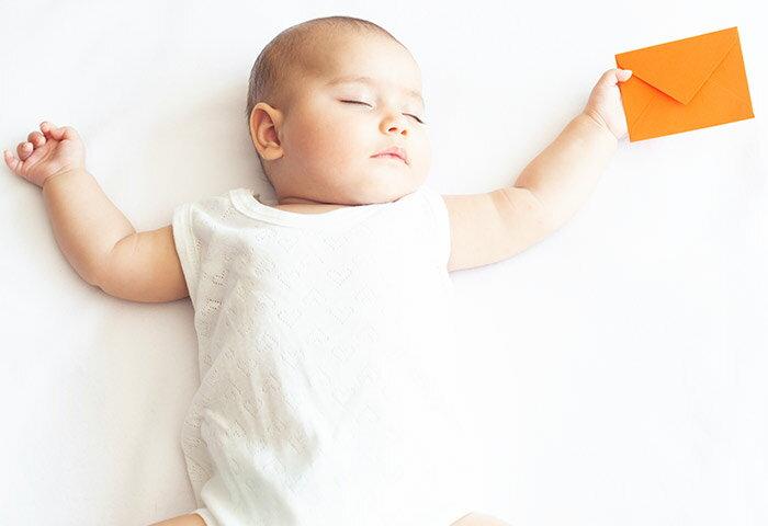 出産内祝いのメッセージカード&お礼状で気持ちを伝えたい!おさえるべきマナーや例文を紹介