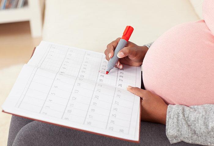 妊娠週数の数え方とは?出産予定日の計算方法についても紹介!