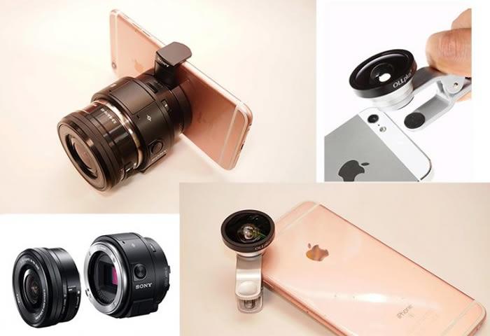 iPhoneのカメラをパワーアップ! 写真をより楽しく撮れるスマホアクセはコレだ!