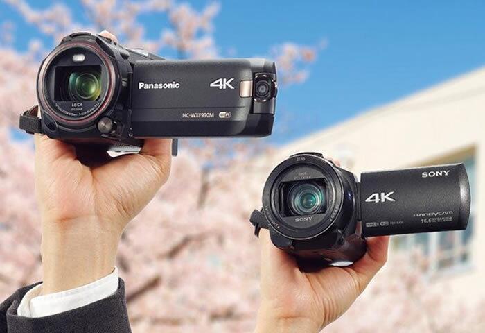【卒業/入学】子どもの姿を高画質で残そう! 初心者にオススメなビデオカメラ4選
