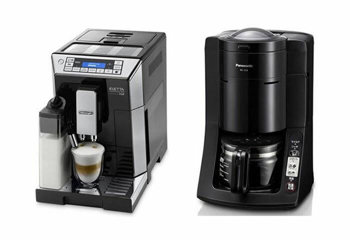 高いコーヒーメーカーは何が違うか知ってる? ボーナスで買いたい憧れの「高級コーヒーメーカー」4選