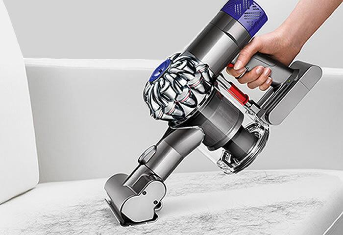 ダイソンの高機能モデルが楽天市場のMEGA SALEで破格!――秋の掃除にうってつけのコードレス掃除機3選