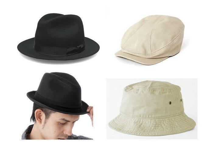 """オフの日を大人スタイルに仕上げる """"決め手""""の帽子"""