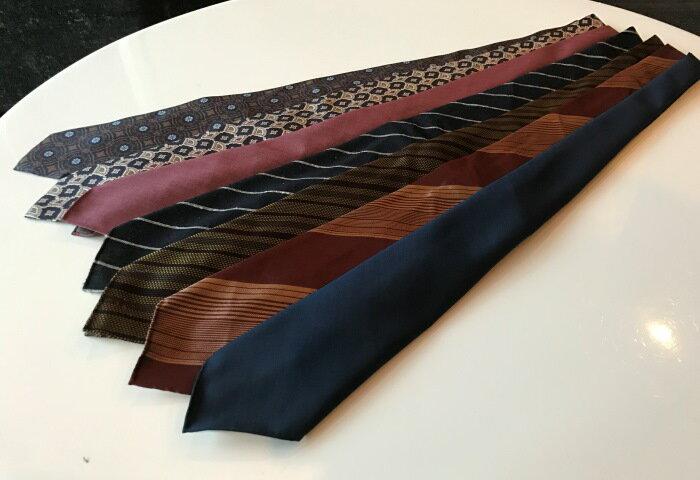 フィレンツェ発の手製ネクタイで男を格上げ!