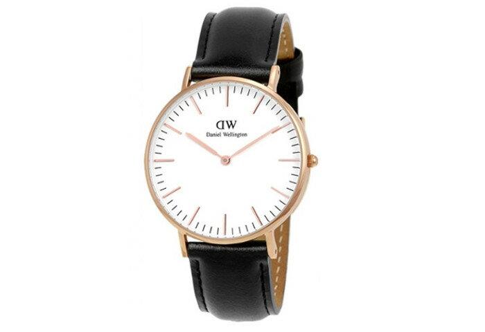 日常腕時計にオススメの『ダニエル・ウェリントン』