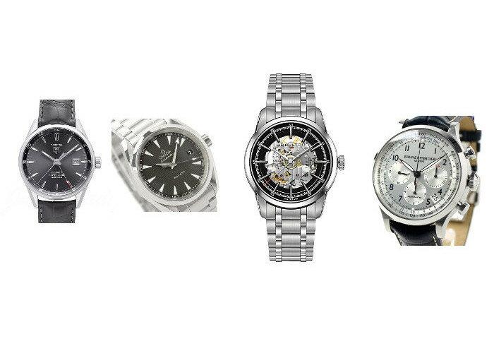 """ボーナスで買いたい!アンダー20万円で手に入る憧れブランド""""腕時計""""5選"""