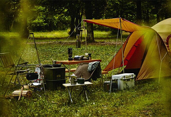 夏レジャーの定番!キャンプで持っておきたい7つ道具