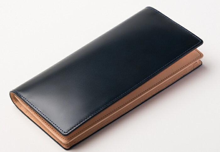 日本製の信頼感と大人の品格が両獲りできる「キプリス」のコードバン長財布