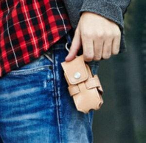 上質な革で包み込む 栃木レザーのiQOSケース