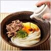 Sanuki udon, popular among the celebrities