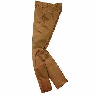 斜纹棉布裤