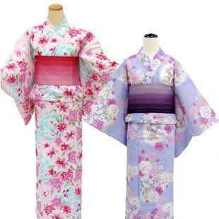 女用日式浴衣