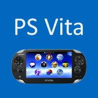 触れる、つながる、遊び方自由自在!PS Vita
