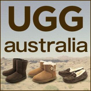 UGG│至極のシープスキンとあたたかな履きごこち