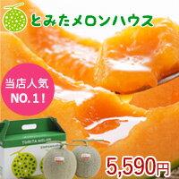 芳醇な香りと甘さが特徴の富良野メロンを産地直送でお届けいたします。