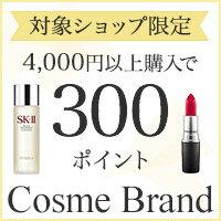 4,000円以上購入で300ポイントプレゼント!