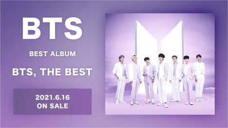 【好評発売中】BTS ベストアルバム