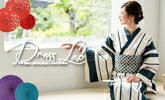 大人しっとり京美人◆シックな装いで女度UP!京都ゆかた特集
