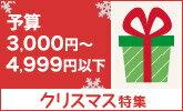 予算5,000円以下のクリスマスプレゼント