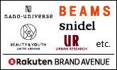 ブランド公式ファッション通販サイトRakuten Brand Avenue