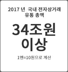 34조원 이상