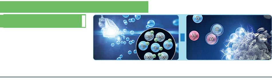 アクティブプラズマイオンによる抑制メカニズム(イメージ図)