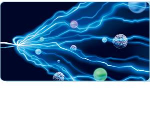 ストリーマが高速電子を放出