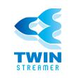 TWIN STREAMER