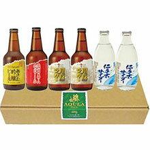 秋田あくらビールとニテコサイダーセット