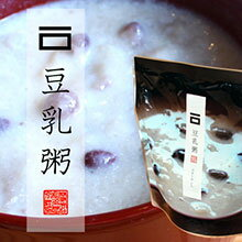 コラーゲン入り豆乳粥