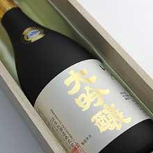 會津ほまれ 大吟醸酒 720ml
