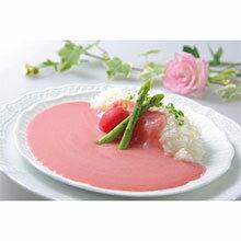 華貴婦人のピンク華麗(カレー)