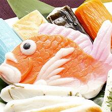 富山伝統細工蒲鉾「鯛」入り8種セット