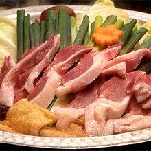 かも鍋(モモ肉)セット